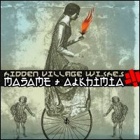 Carátula para Madame + Alkhimia – Hidden village wishes